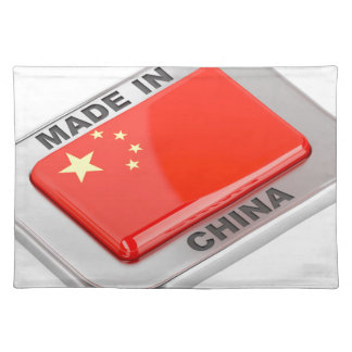 Made in China Placemat