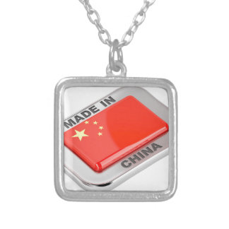 Made in China Silver Plated Necklace