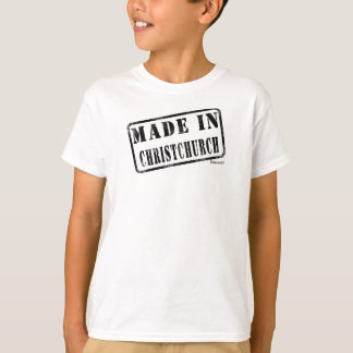 Made in Christchurch T-Shirt