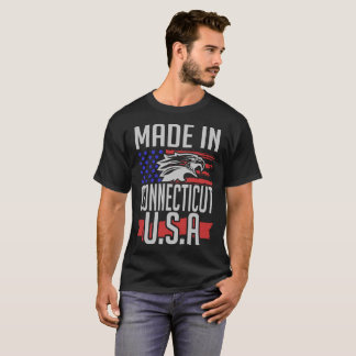 made in connecticut usa T-Shirt