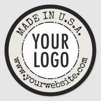 Made In Country of Origin Stickers Product Labels