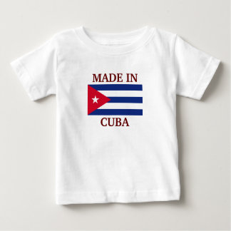 Made in Cuba T Shirt