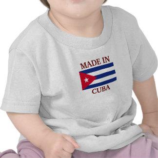 Made in Cuba Tees
