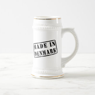 Made in Denmark Beer Stein