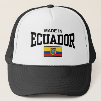 Made In Ecuador Trucker Hat