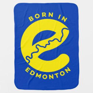 Made in Edmonton Baby Blanket