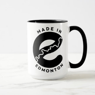 Made in Edmonton Tall Mug