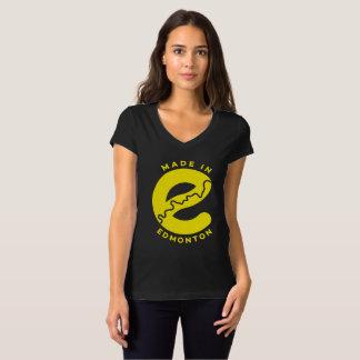Made in Edmonton V-neck T-shirt