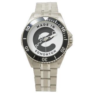 Made in Edmonton Watch