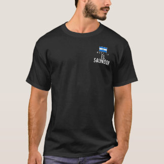 Made In El Salvador - dark - pocket T-Shirt