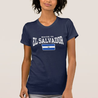 Made In El Salvador T-Shirt