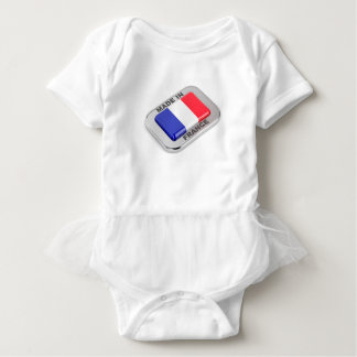 Made in France Baby Bodysuit