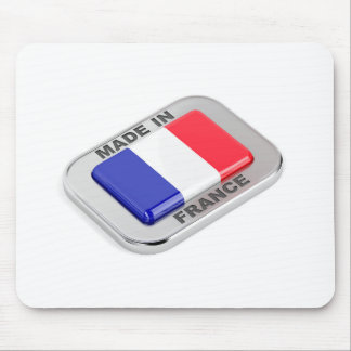 Made in France Mouse Pad