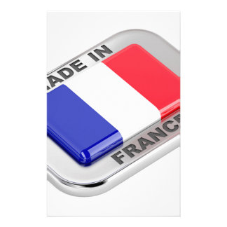 Made in France Stationery