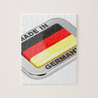 Made in Germany Jigsaw Puzzle