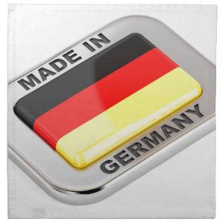 Made in Germany Napkin