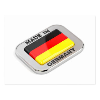 Made in Germany Postcard