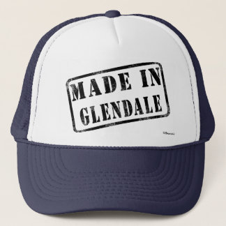 Made in Glendale Trucker Hat