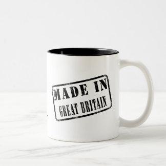 Made in Great Britain Two-Tone Coffee Mug
