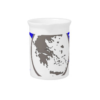 Made In Greece 100% Pitcher