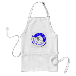 Made In Greece 100% Standard Apron