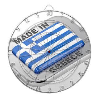 Made in Greece badge Dartboard