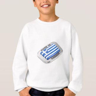 Made in Greece badge Sweatshirt