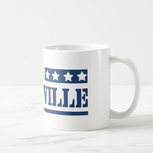Made in Greenville SC Coffee Mug