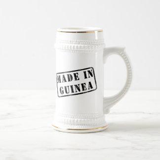 Made in Guinea Mug