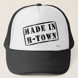 Made in H-Town Trucker Hat