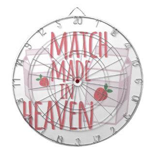 Made In Heaven Dartboard