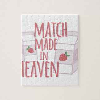 Made In Heaven Jigsaw Puzzle