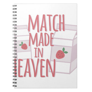 Made In Heaven Notebooks