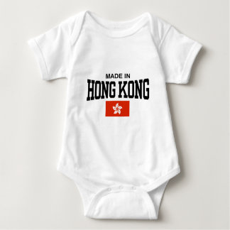 Made in Hong Kong Baby Bodysuit