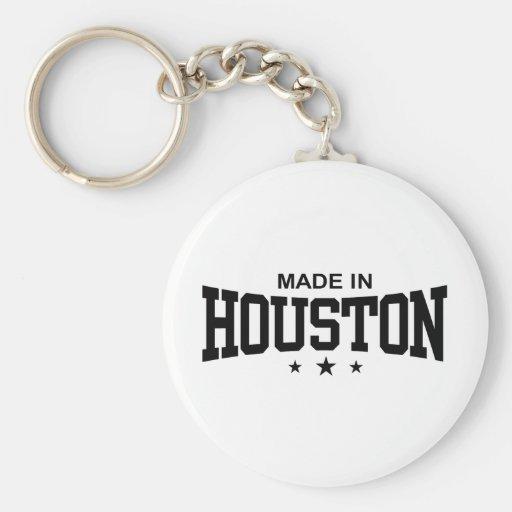 Made In Houston Keychain
