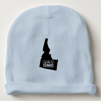 Made in Idaho Personalized Baby Cap Baby Beanie