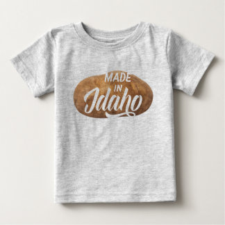 Made in Idaho Russet Potato Shirt