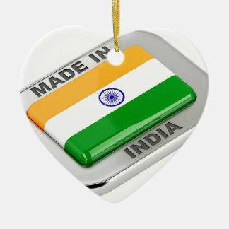 Made in India Ceramic Ornament