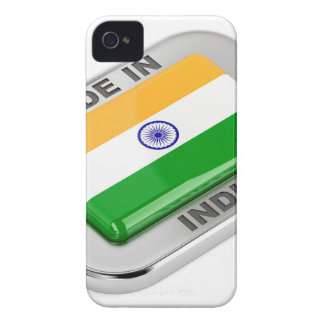 Made in India iPhone 4 Case-Mate Cases