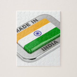 Made in India Jigsaw Puzzle