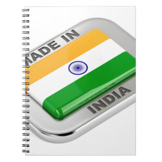 Made in India Notebook