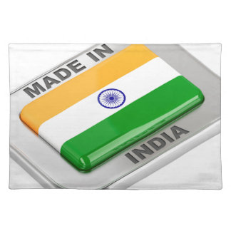 Made in India Placemat