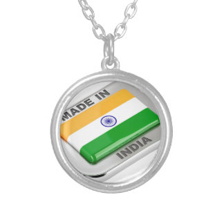Made in India Silver Plated Necklace