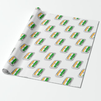 Made in India Wrapping Paper