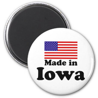 Made in Iowa Magnet