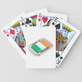 Made in Ireland Bicycle Playing Cards