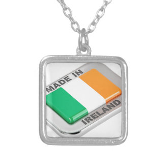 Made in Ireland Silver Plated Necklace