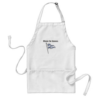 Made In Israel Standard Apron