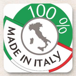 MADE IN ITALY 100% COASTER