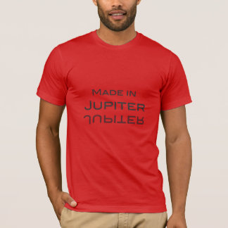Made in Jupiter - Made in Africa T-Shirt